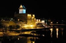 Нарвская крепость, Эстония