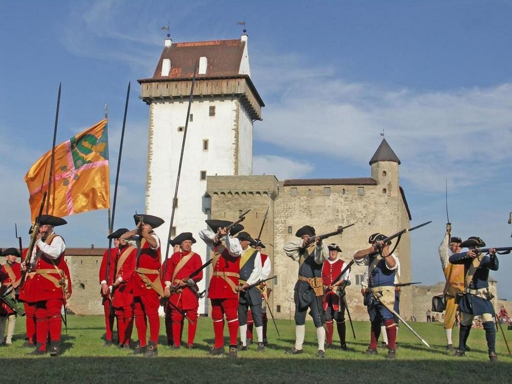 Нарвский замок, Эстония