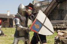 Нарвская крепость: сражение
