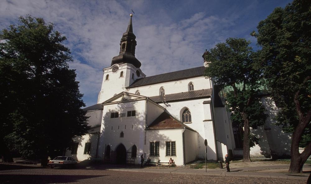 Домский собор, Таллин