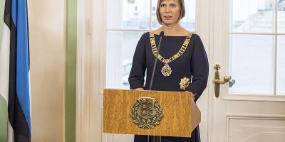 Президент Эстонии