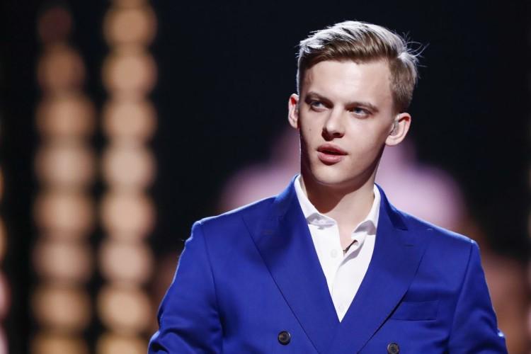 Эстония на Евровидение 2016