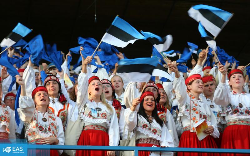 Численность населения Эстонии