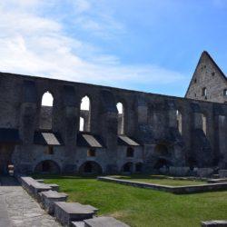 Монастырь свято Бригитты Таллин, Эстония