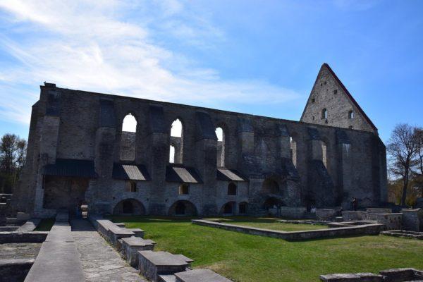 Монастырь святой Бригитты в Таллине