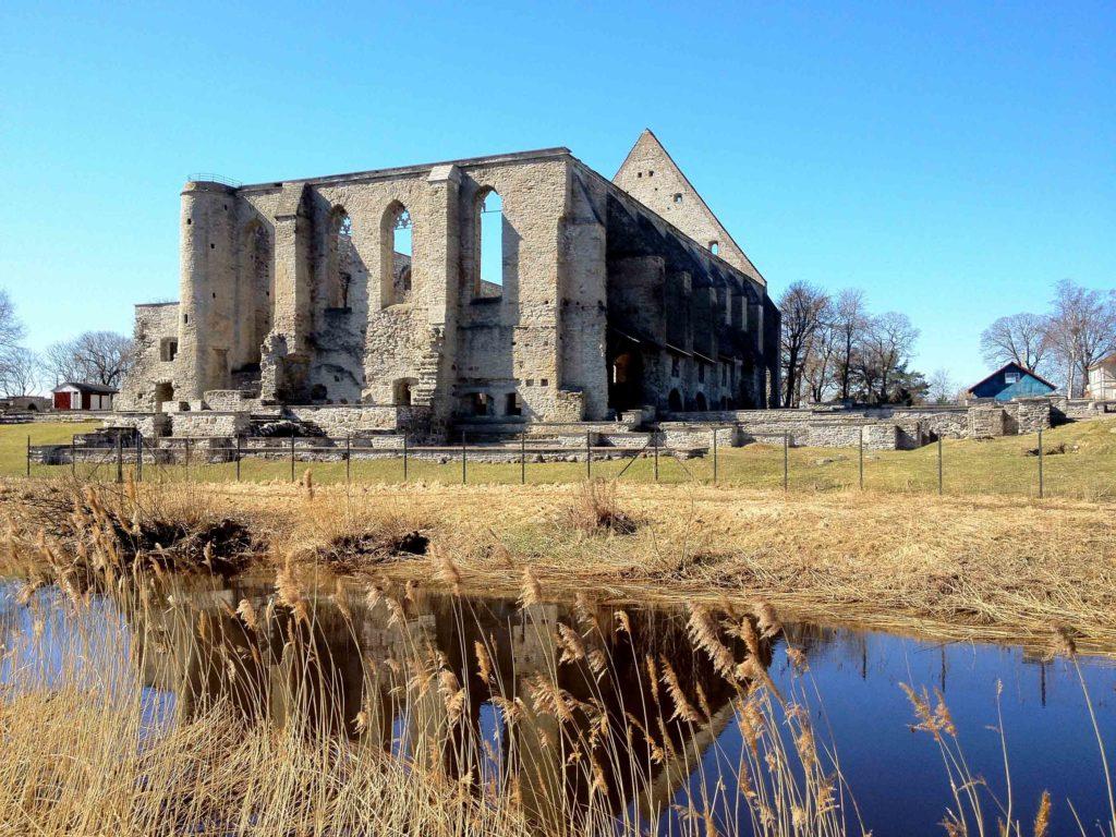 Развалины монастыря Пирита, Таллин, Эстония