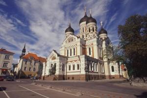 Собор Александра Невского в Таллине