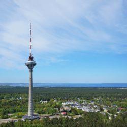 Телебашня Таллина, Эстония