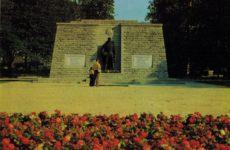 Бронзовый солдат, Таллин, 1976 год