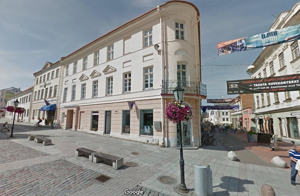 Дом №6, Ратушная площадь, Тарту
