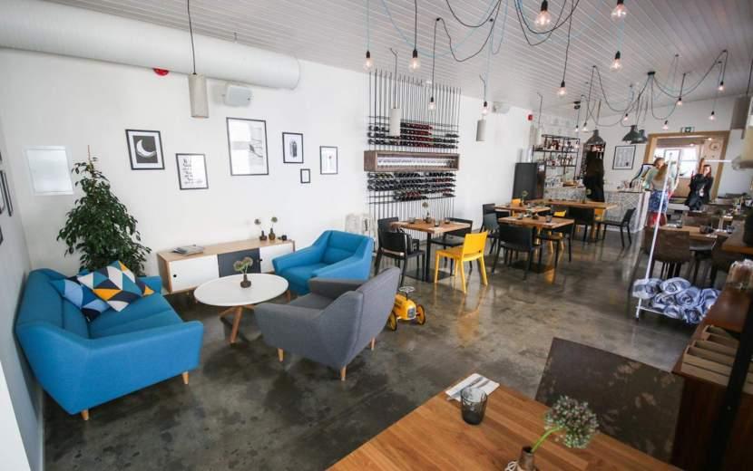 Необычные места Таллина: Fabrik Restoran