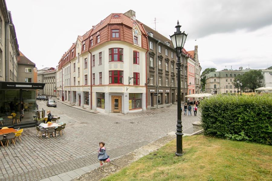 Улица Харью, Таллин