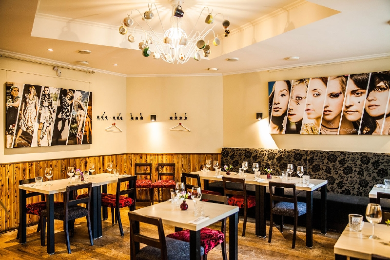 Ресторан Kohvik Moon, Таллин