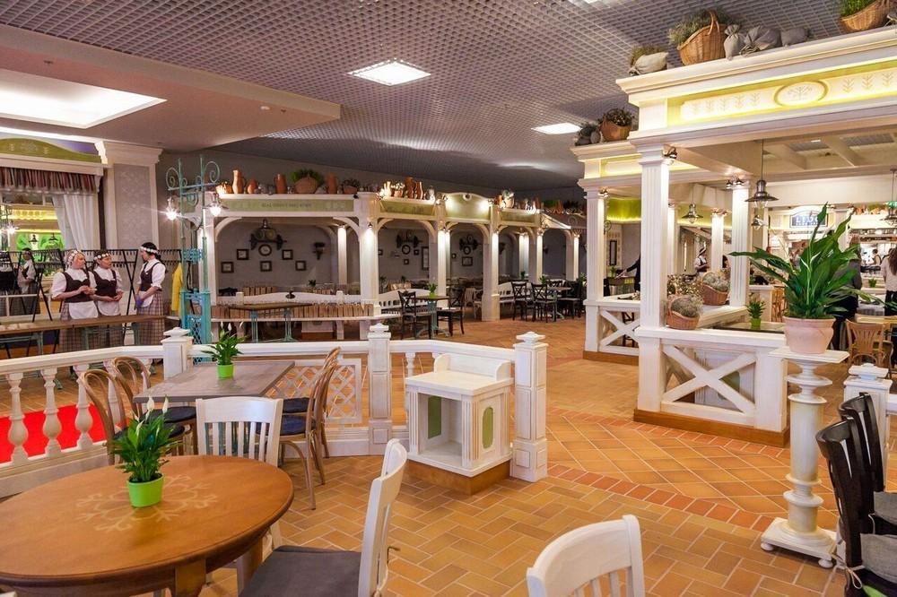 Ресторан Лидо в Таллине, ТЦ Юлемисте
