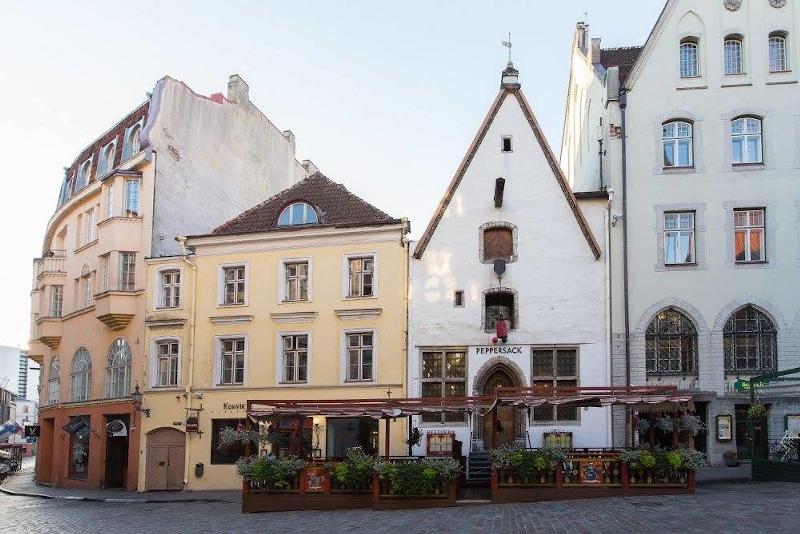 Ресторан Peppersack, Таллин