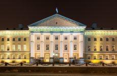 Тартуский университет в Рождественские праздники