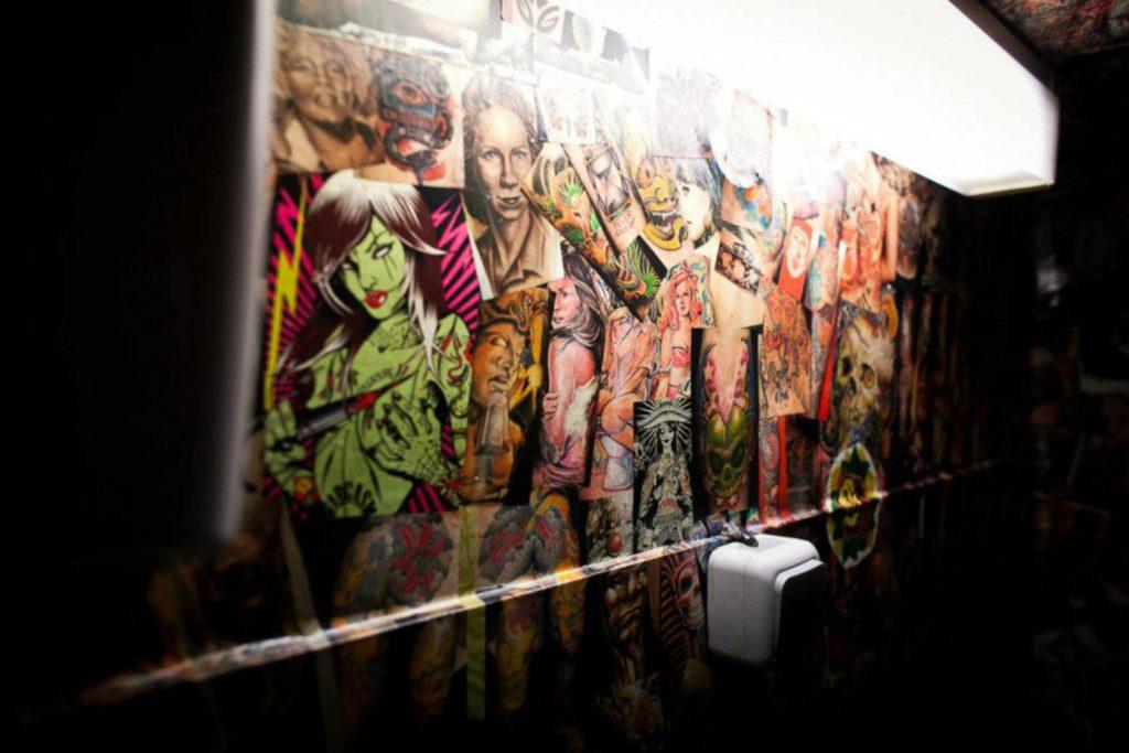 "Художественная галерея ""Backbone Tattoo"""