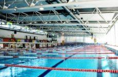 Аквапарк Аура в Тарту: бассейн
