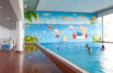 Аквапарк Аура в Тарту: детский бассейн