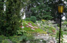Ботанический сад университета Тарту