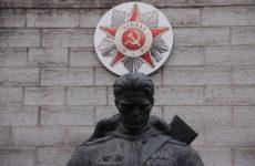 Убранный орден Великой Отечественной Войны неравнодушные граждане повесили вновь