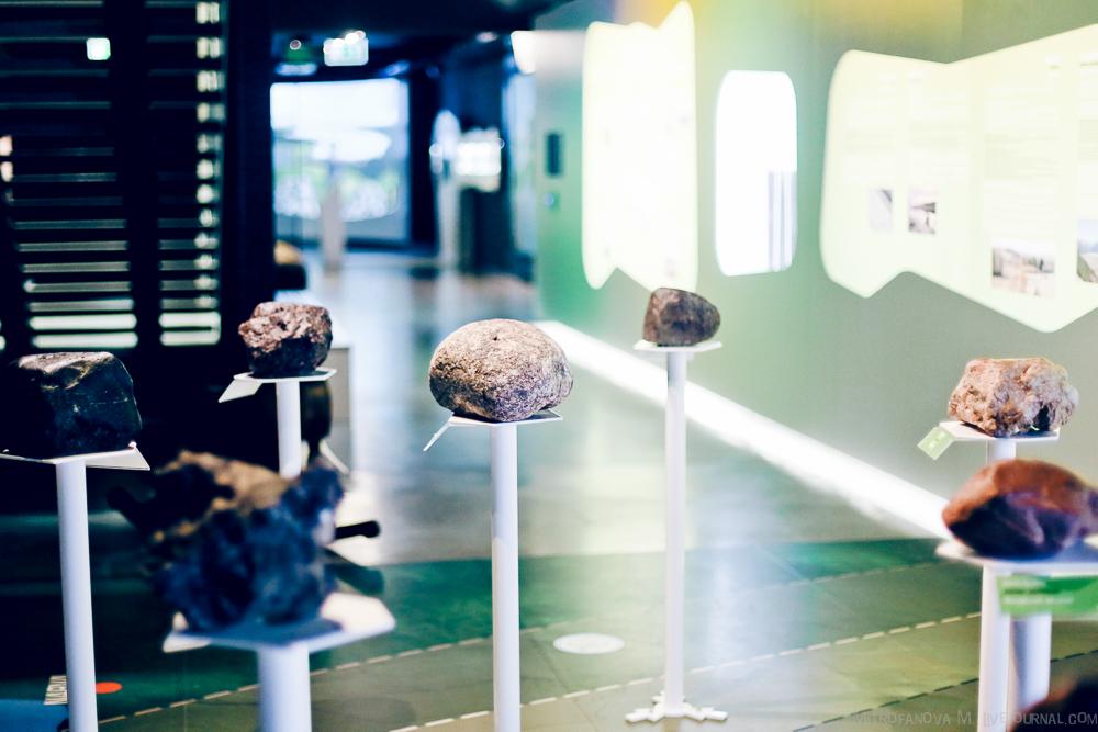 Центр ледникового периода, Эстония