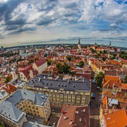 Центр Таллина: исторический и современный