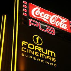 Coca-Cola Plaza - кинотеатр Таллина