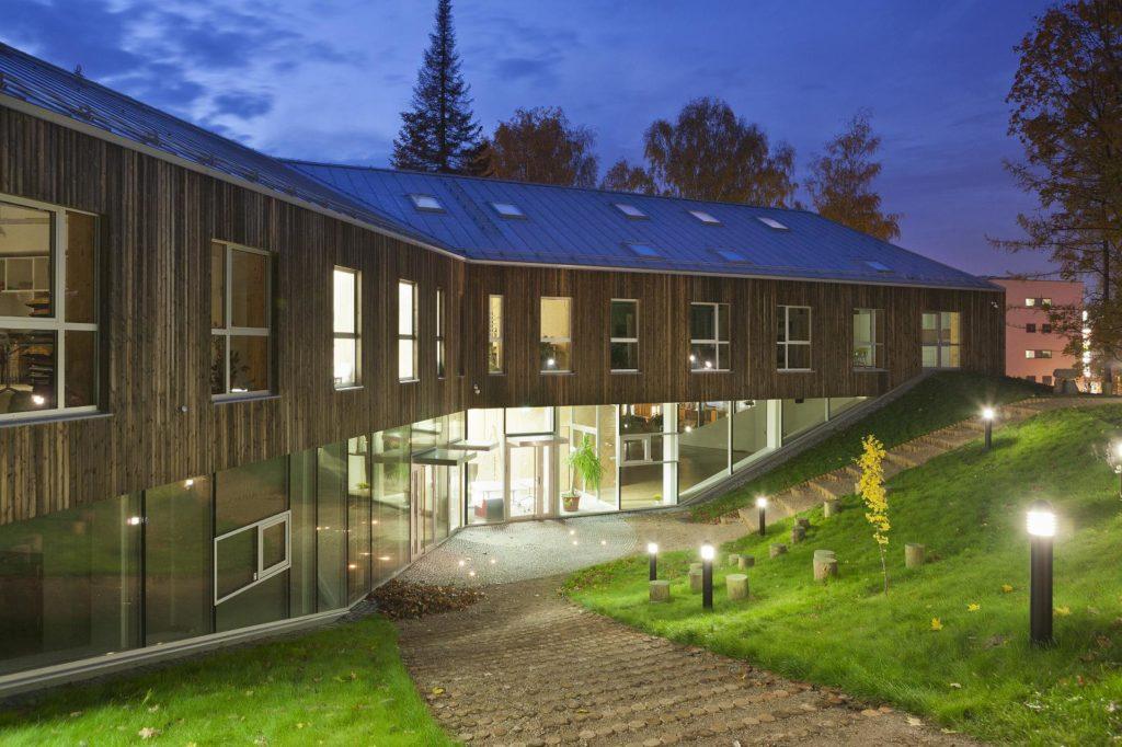 Тартуский Дом природы и галерея
