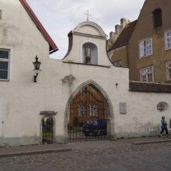 Доминиканский монастырь в Таллине