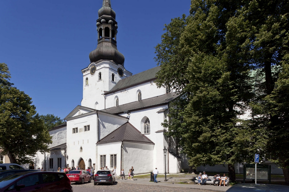 Легенда Домского собора