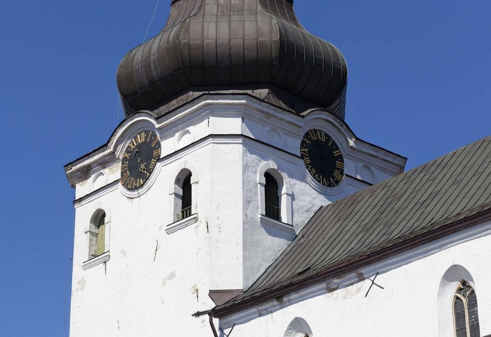 Башня Домского собора в Таллине