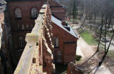 Смотровая площадка Тартуского Домского собора