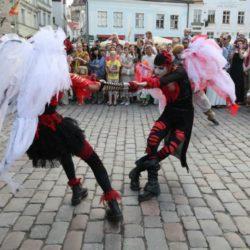 Фестиваль в Таллине 2017: дни Старого города пройдут с 31 мая по 4 июня