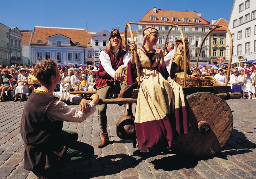 Дни Старого города в Таллине