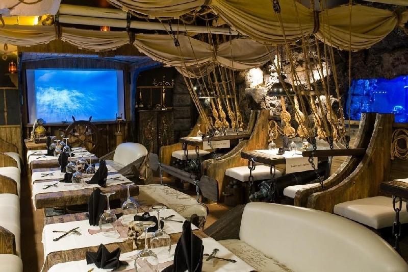 Ресторан Корсар, Таллин