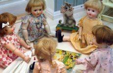 Тартуский музей игрушек: экспонаты