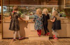 Эскпозиция музея игрушек, Тарту, Эстония