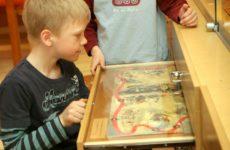 Временная экспозиция музея игрушек в Тарту