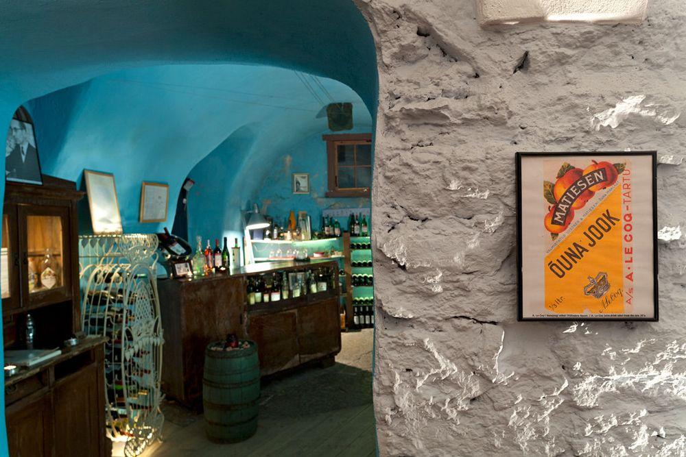 Музей культуры пития, Таллин