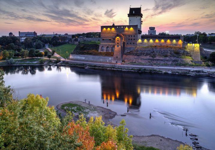 Город Нарва, Эстония