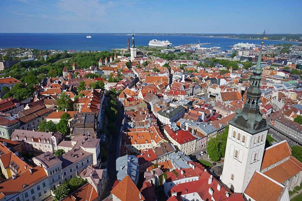 Нижний город Старого города, Таллин