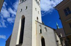 Церковь Святого Олафа, Таллин