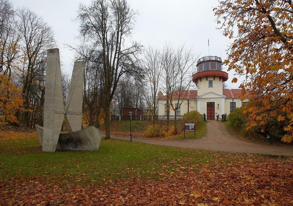 Обсерватория Тартуского университета