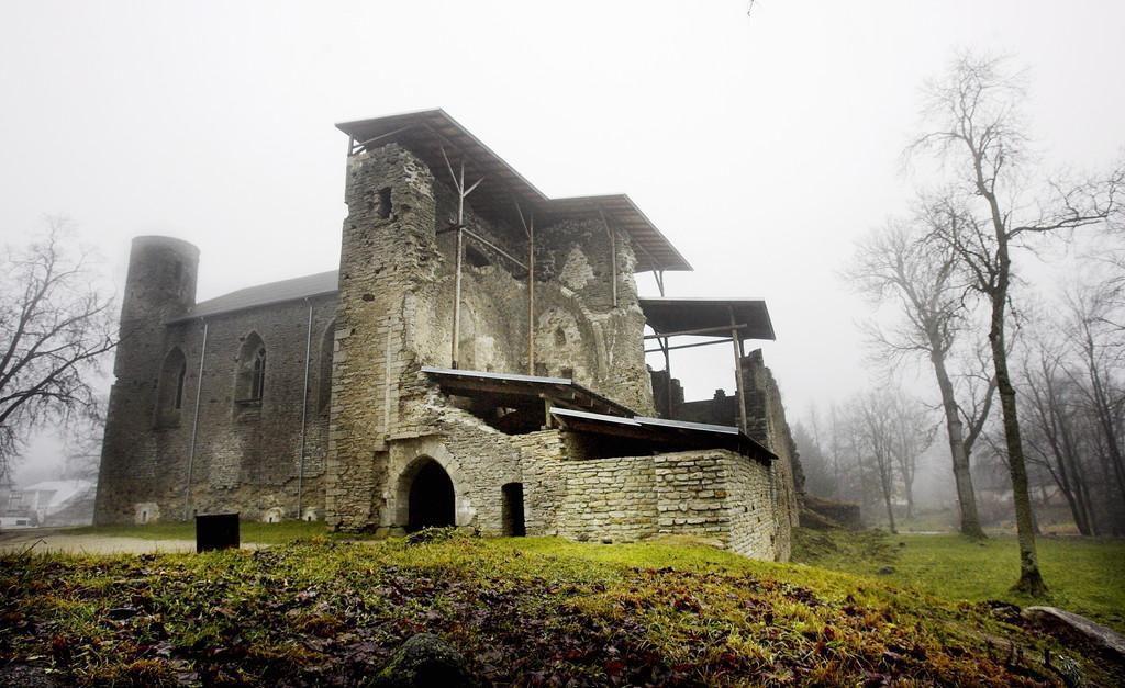 Монастырь Падизе, Эстония