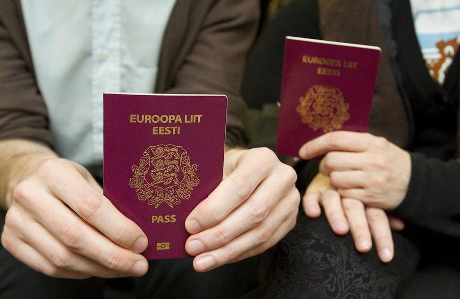 Кто может претендовать на получение гражданства Эстонии