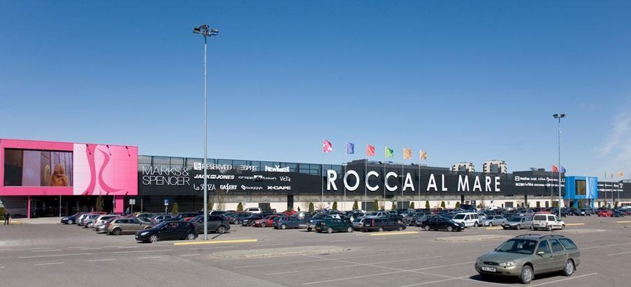 Торговый центр Rocca-al-Mare в Таллине
