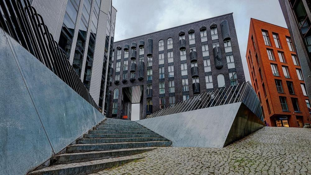 Необычные места Таллина: Квартал Ротерманнa