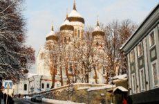 Собор Александра Невского, Верхний город, Таллин