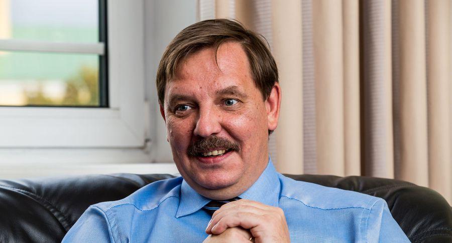 Таави Аас, исполняющий обязанности мэра Таллина